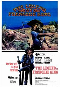 Legend of Frenchie King - 43 x 62 Movie Poster - Bus Shelter Style A