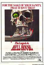 The Legend of Hell House - 27 x 40 Movie Poster - Style A