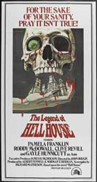 The Legend of Hell House - 14 x 36 Movie Poster - Insert Style A