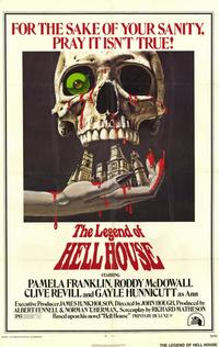 The Legend of Hell House - 11 x 17 Movie Poster - Style A