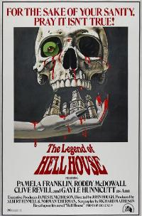 The Legend of Hell House - 43 x 62 Movie Poster - Bus Shelter Style A