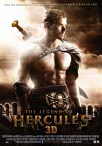 """The Legend of Hercules"" Movie Poster"