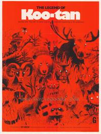 The Legend of Koo-Tan - 27 x 40 Movie Poster - Style B