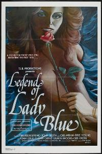 The Legend of Lady Blue - 11 x 17 Movie Poster - Style A