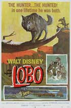 Legend of Lobo - 11 x 17 Movie Poster - Style B