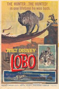 Legend of Lobo - 11 x 17 Movie Poster - Style A