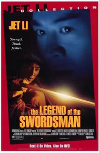 The Legend of the Swordsman - 27 x 40 Movie Poster - Style A