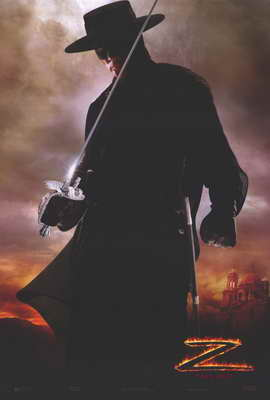 The Legend of Zorro - 11 x 17 Movie Poster - Style A