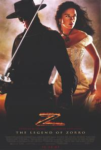 The Legend of Zorro - 11 x 17 Movie Poster - Style C