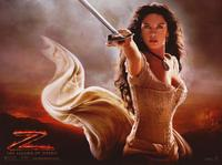 The Legend of Zorro - 11 x 17 Movie Poster - Style D