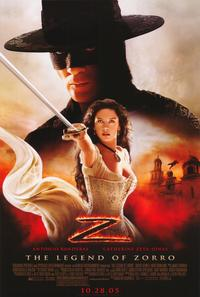 The Legend of Zorro - 11 x 17 Movie Poster - Style F