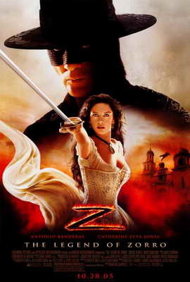 The Legend of Zorro - 27 x 40 Movie Poster - Style D