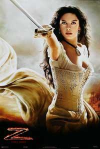 The Legend of Zorro - 27 x 40 Movie Poster - Style E