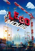"""The Lego Movie"" Movie Poster"