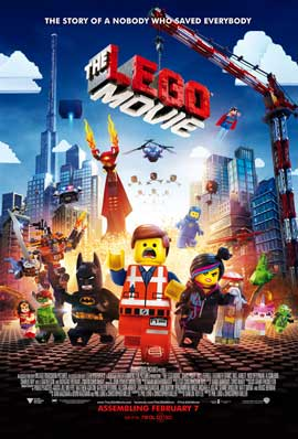 The LEGO Movie - 27 x 40 Movie Poster - Style B