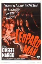 The Leopard Man - 11 x 17 Movie Poster - Style B