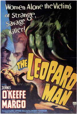The Leopard Man - 27 x 40 Movie Poster - Style A