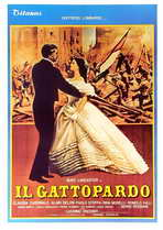 The Leopard - 27 x 40 Movie Poster - Italian Style B