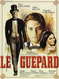The Leopard - 11 x 17 Movie Poster - French Style A
