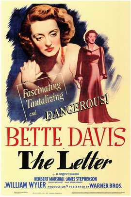 The Letter - 11 x 17 Movie Poster - Style A