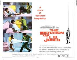 The Liberation of L.B. Jones - 22 x 28 Movie Poster - Half Sheet Style A