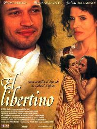 The Libertine - 11 x 17 Movie Poster - Spanish Style A