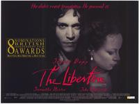 The Libertine - 27 x 40 Movie Poster - Style C
