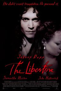 The Libertine - 27 x 40 Movie Poster - Style A