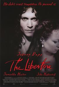 The Libertine - 43 x 62 Movie Poster - Bus Shelter Style A