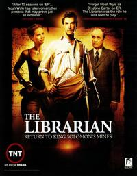 The Librarian - 11 x 14 Movie Poster - Style A