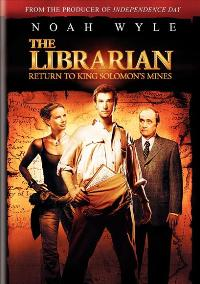 The Librarian - 11 x 17 Movie Poster - Style A