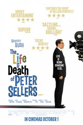 The Life and Death of Peter Sellers - 11 x 17 Movie Poster - Style D