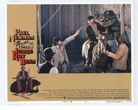 The Life & Times of Judge Roy Bean - 11 x 14 Movie Poster - Style F