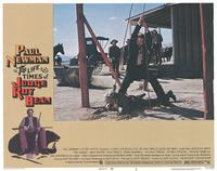 The Life & Times of Judge Roy Bean - 11 x 14 Movie Poster - Style H