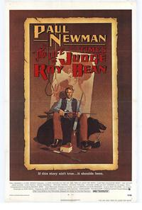 The Life & Times of Judge Roy Bean - 43 x 62 Movie Poster - Bus Shelter Style A