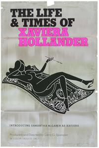 The Life and Times of Xaviera Hollander - 11 x 17 Movie Poster - Style A