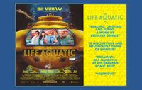 The Life Aquatic with Steve Zissou - 11 x 17 Movie Poster - UK Style A