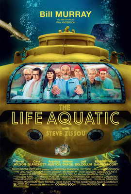 The Life Aquatic with Steve Zissou - 27 x 40 Movie Poster - Style A