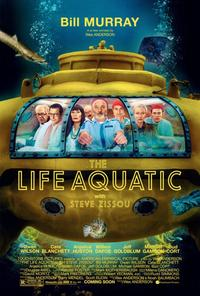 The Life Aquatic with Steve Zissou - 11 x 17 Movie Poster - Style A - Double Sided