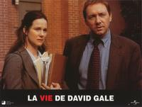 The Life of David Gale - 11 x 14 Poster French Style C