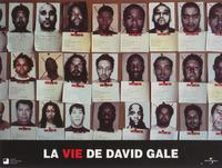 The Life of David Gale - 11 x 14 Poster French Style H