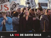The Life of David Gale - 11 x 14 Poster French Style I