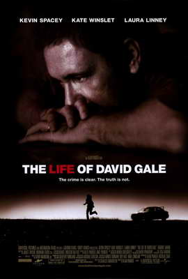 The Life of David Gale - 27 x 40 Movie Poster - Style B