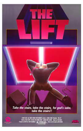The Lift - 11 x 17 Movie Poster - Style A