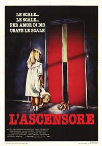 The Lift - 11 x 17 Movie Poster - Italian Style A