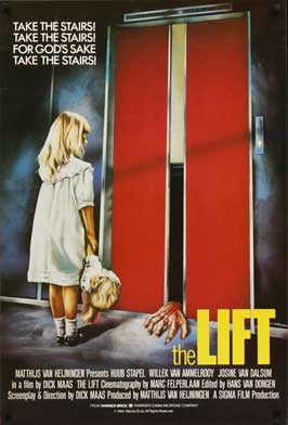 The Lift - 11 x 17 Movie Poster - Style B