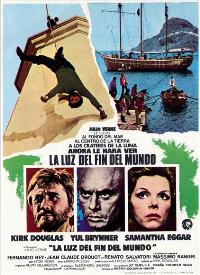 The Light at the Edge of the World - 27 x 40 Movie Poster - Spanish Style A