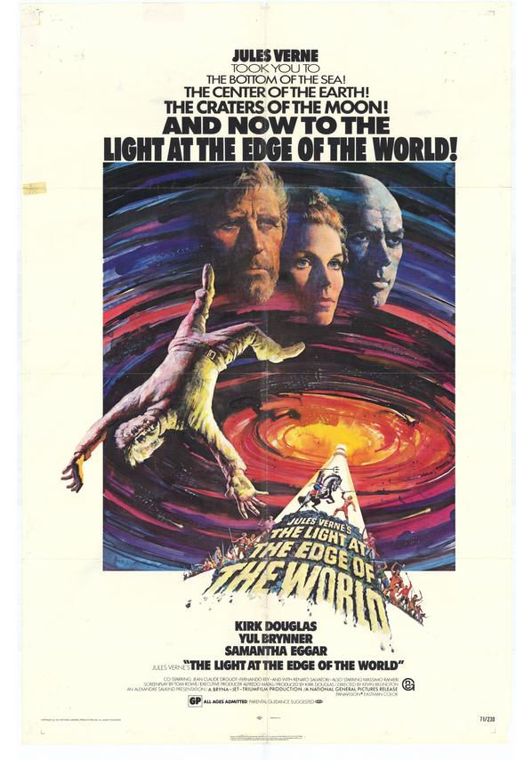 The Light at the Edge of the World movie