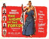 The Light in the Forest - 11 x 14 Movie Poster - Style A