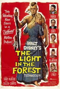 The Light in the Forest - 27 x 40 Movie Poster - Style A